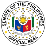 Seal of the Philippine Senate